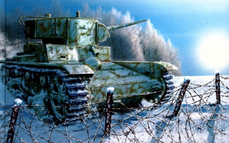 Т-26 в Финляндии