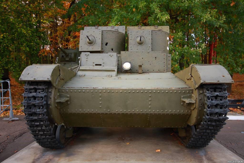 танк T-26