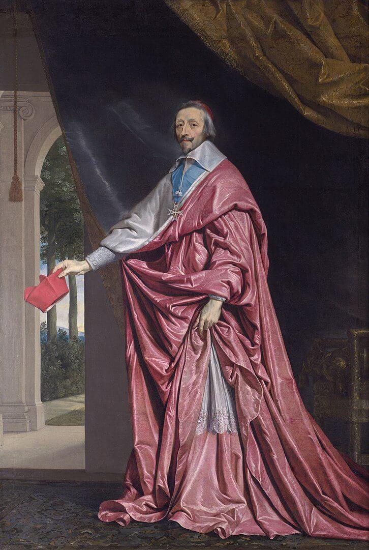 Арма́н Жан дю Плесси́, герцог де Ришельё