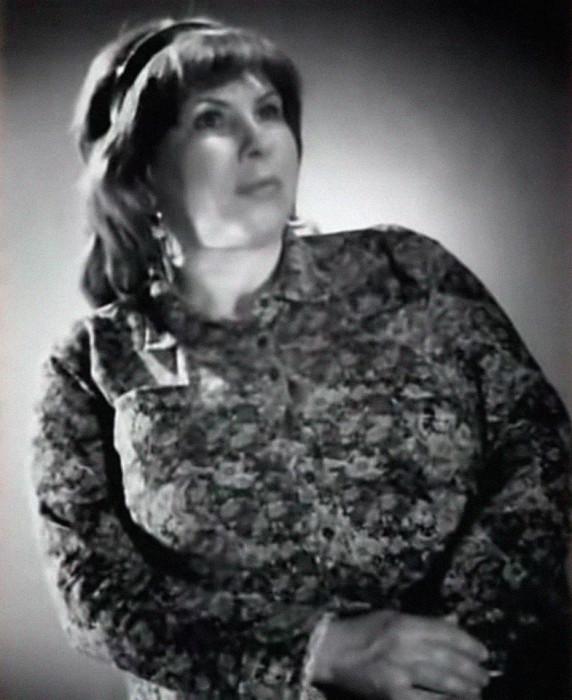 Тамара Антоновна Иванютина (Масленко)