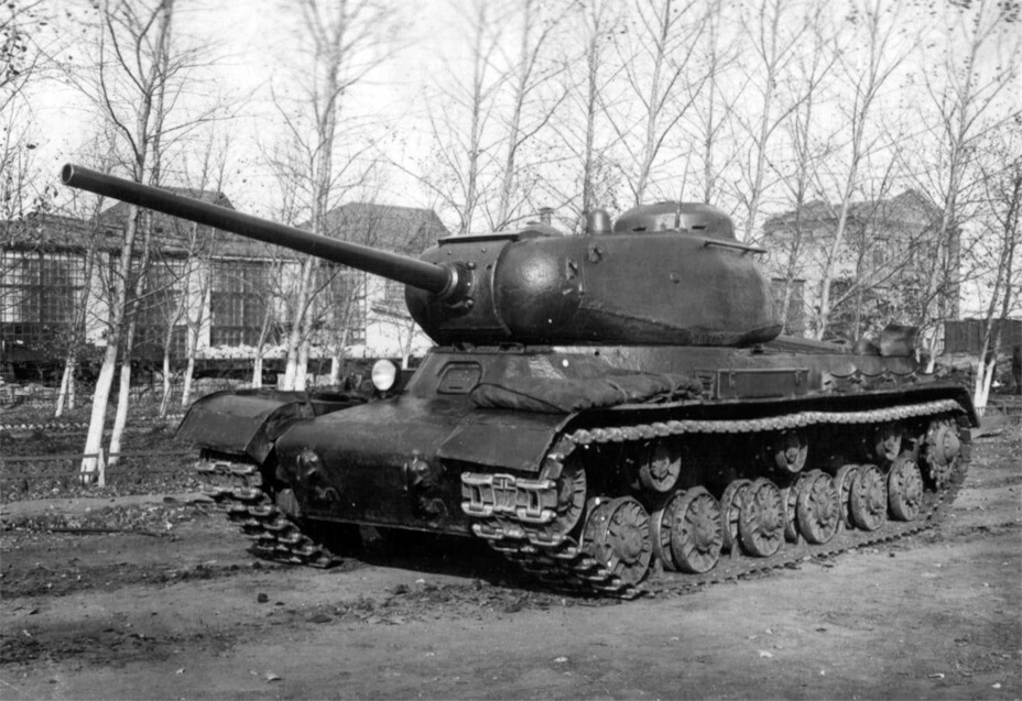 ИС-1 тяжёлый танк