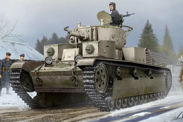 легкий Танк Т-28