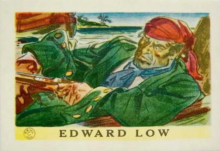 Эдвард Лоу - преступник с высокими принципами
