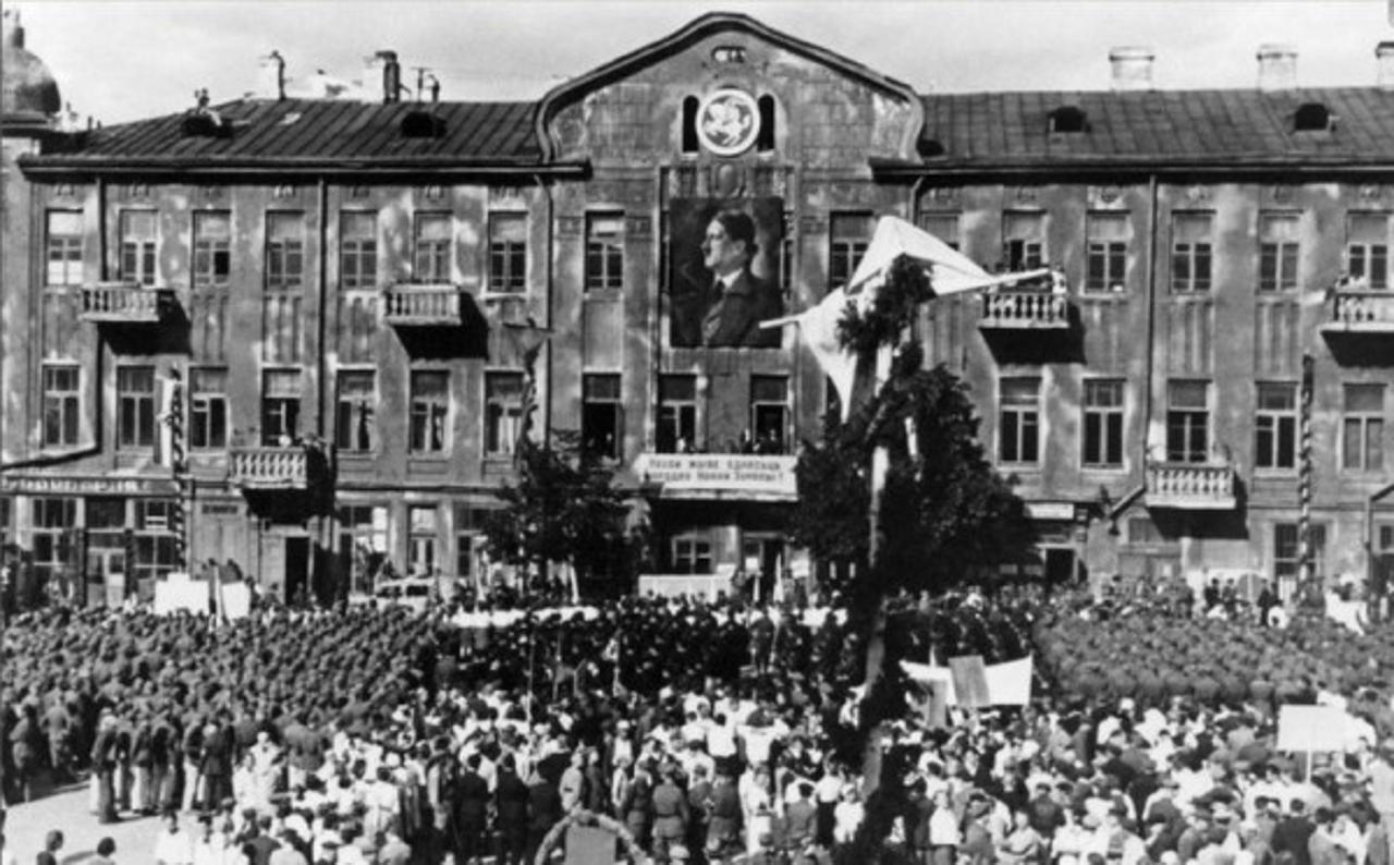 немцы в Минске