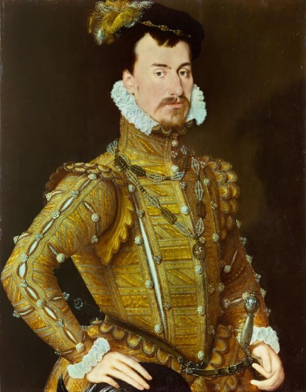 Роберд Дадли Любимец королевы Елизаветы