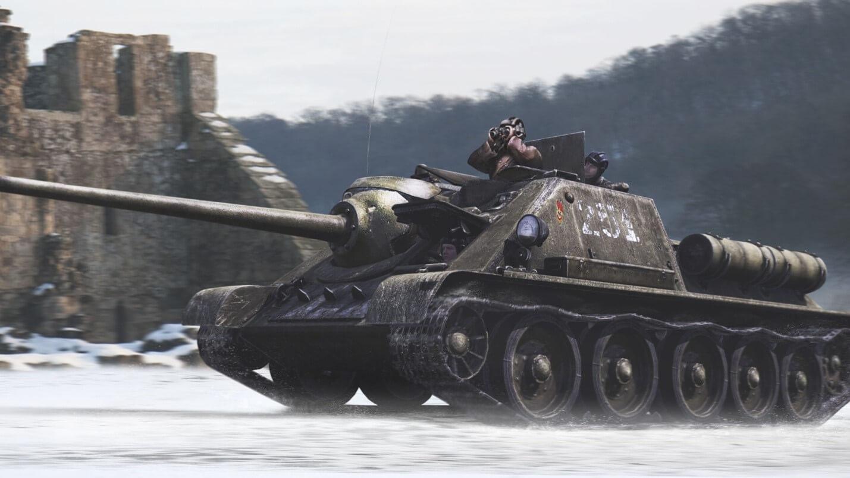Су-85 СССР