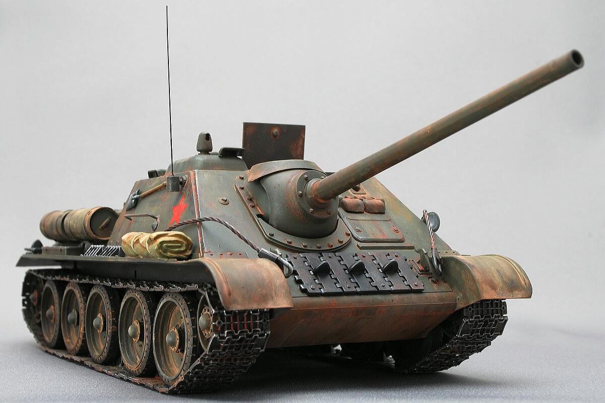 СУ-85-18