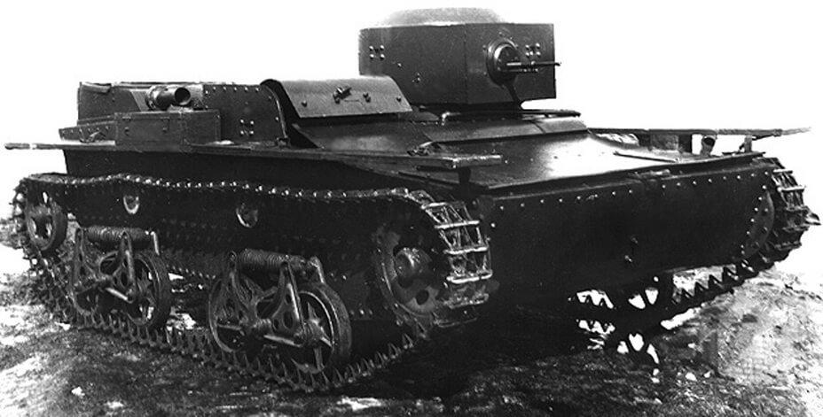 Т-38 СССР