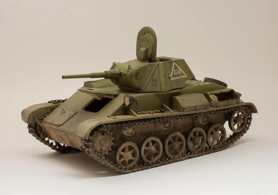 Т-70 Лёгкий танк