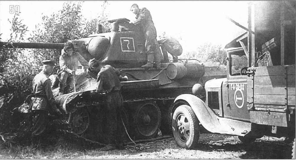 Танкисты и Т-34