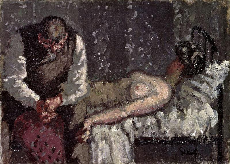 Уолтер Сикерт Убийствo в Кэмден-Тауне, 1908