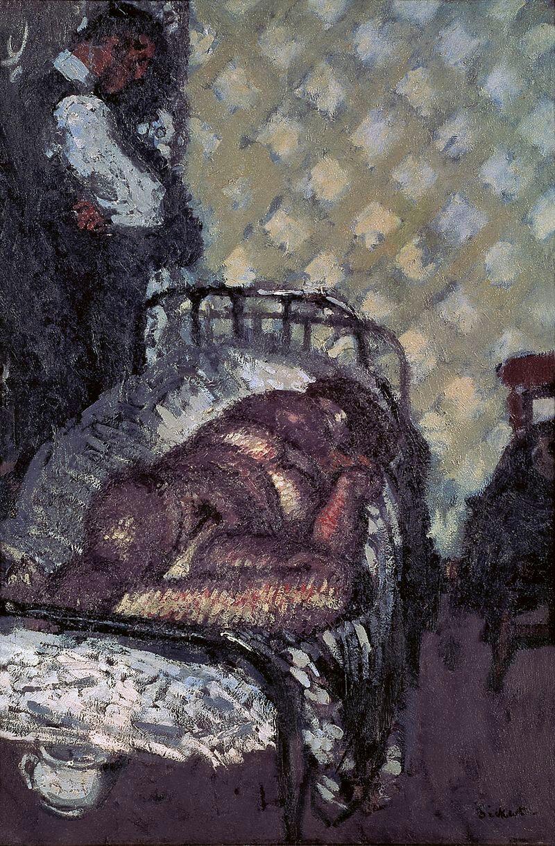 Уолтер Сикерт. Кэмден-таунское дело, 1909
