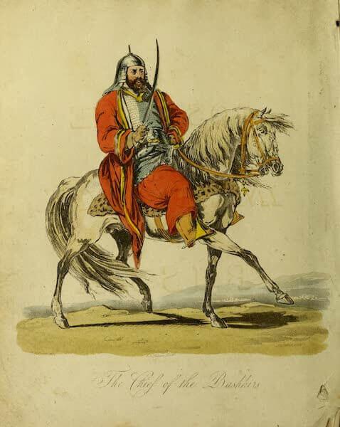 Башкир, 1809 год
