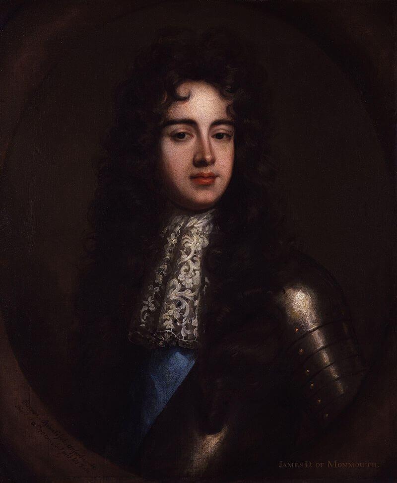 Джеймс Скотт, 1-й герцог Монмут