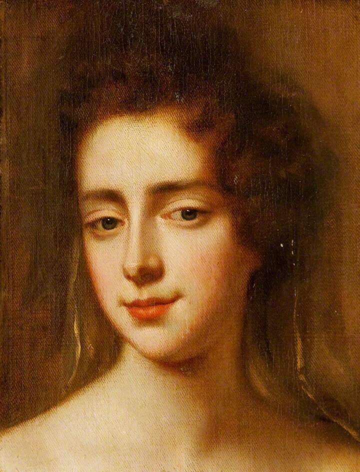 Люси Уолтер, первая любовница Карла II