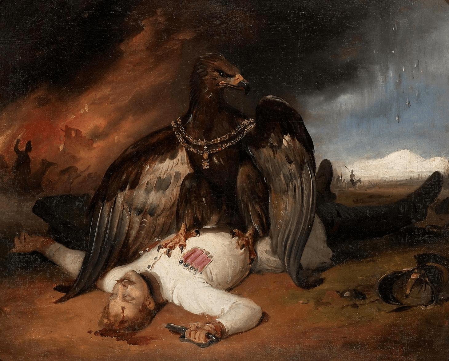 Орас Верне «Польский Прометей»