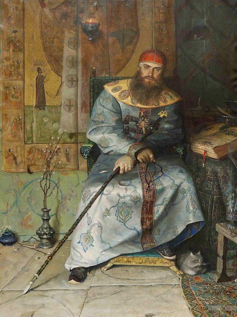 Павел Рыженко «Тишайший»