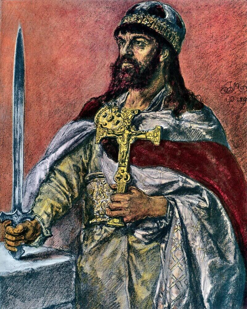 Польский князь Мешко I
