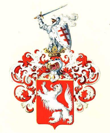 Родовой герб Кошкиных