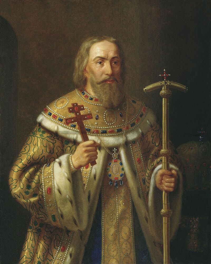 Тютрюмов Никанор Леонтьевич «Филарет, патриарх Московский»