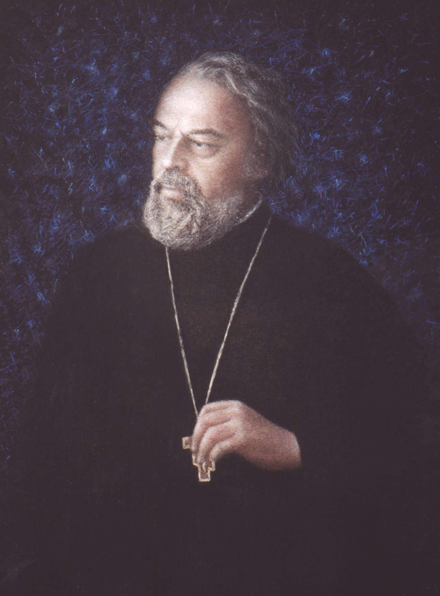 Аркадий Паранский «Портрет Александра Меня»
