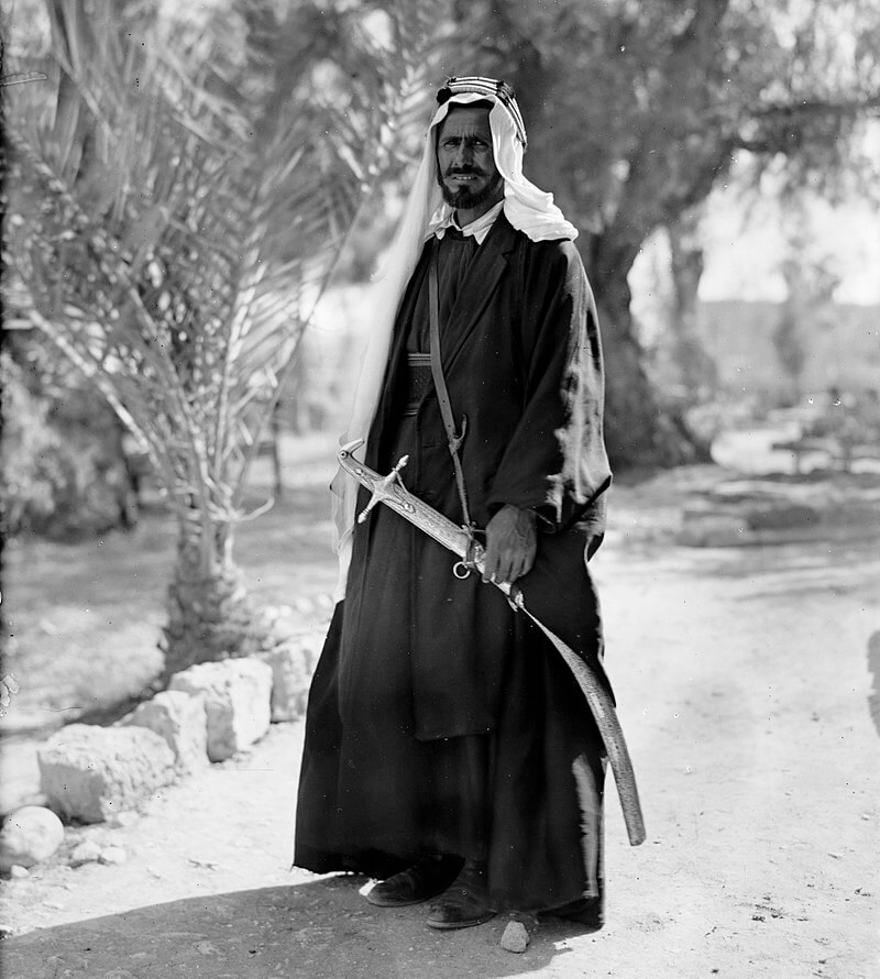 Бедуинский шейх