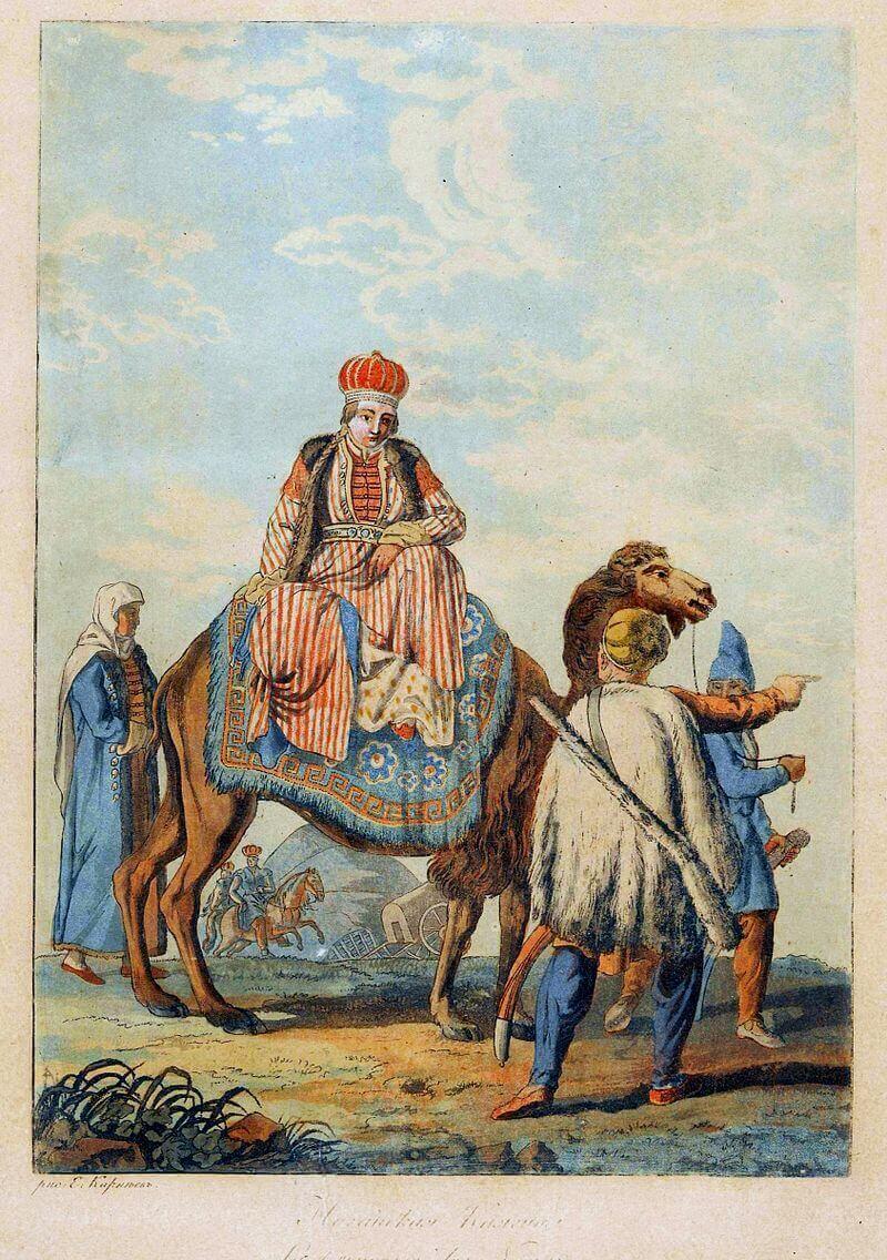 Ногайская княжна