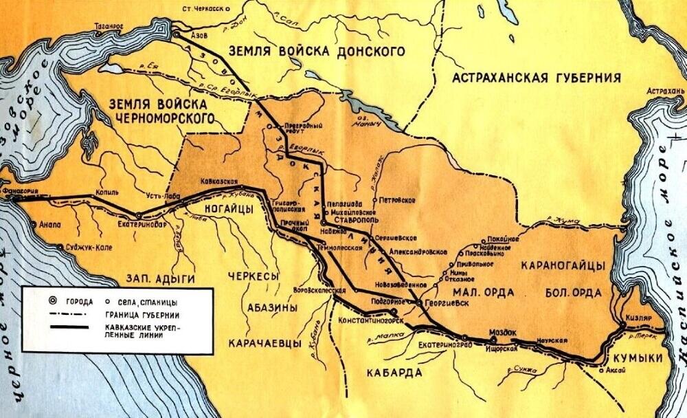 Ногайцы на Северном Кавказе в XVIII веке