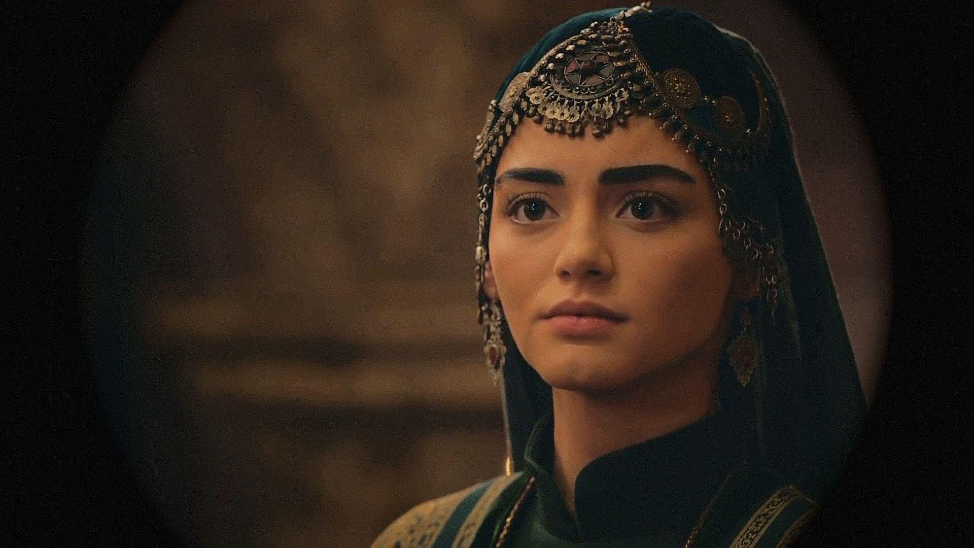 Образ одной из жен в сериале «Основание: Осман Гази»