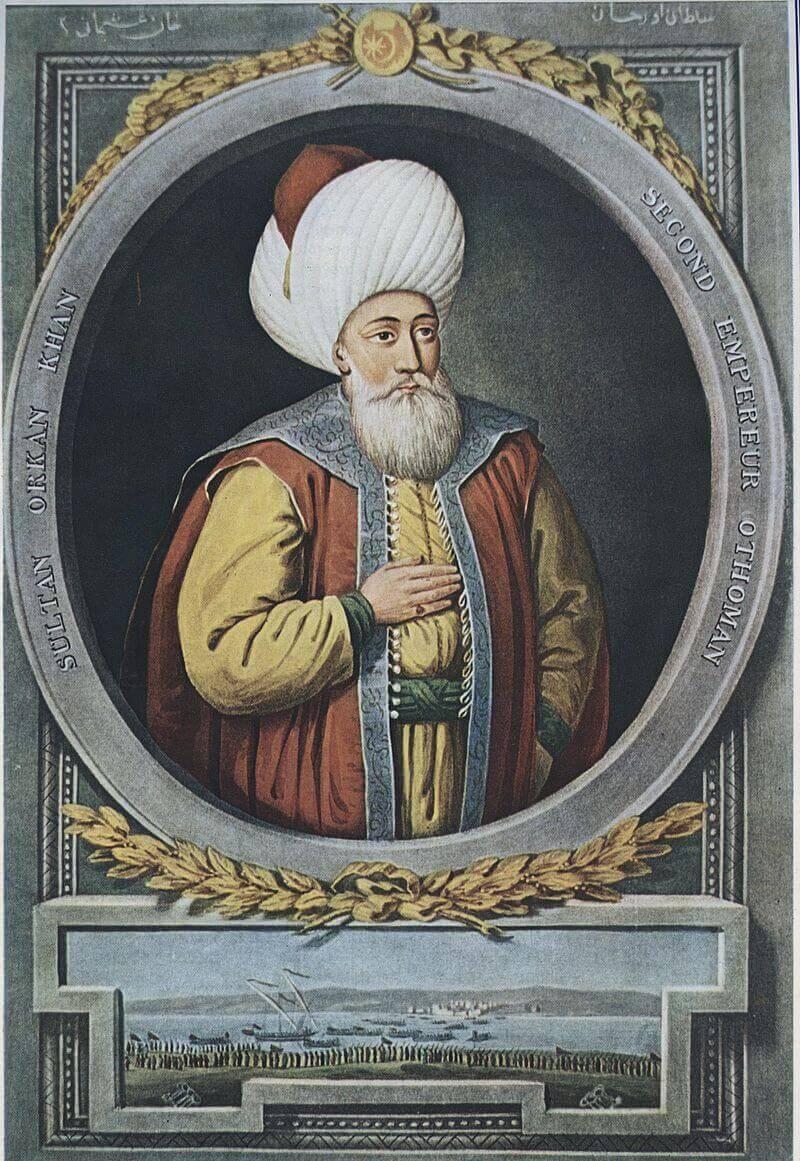 Орхан Гази