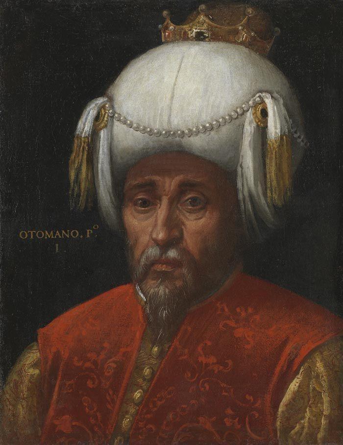 Паоло Веронезе «Султан Осман I»