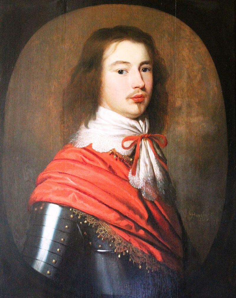 Портрет графа Вальдемара Кристиана