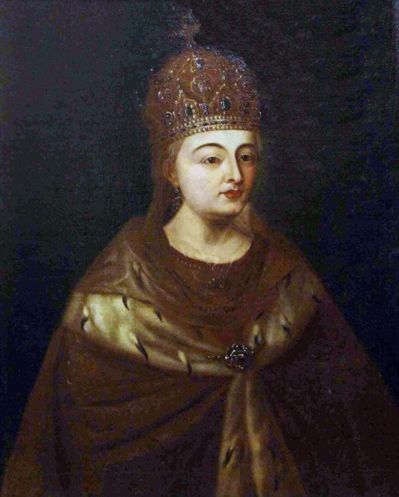 Портрет царицы Марии Ильиничны