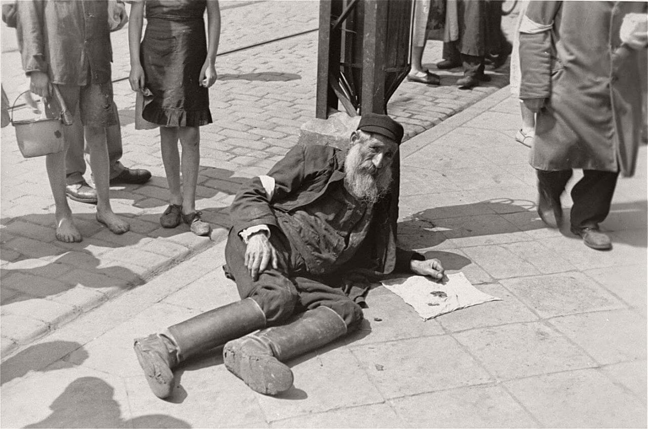 Повседневная жизнь в Варшавском гетто