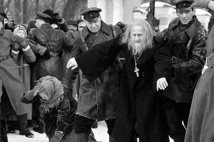 Власть против религии