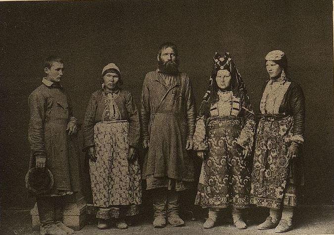 Вотяки, 1870 год