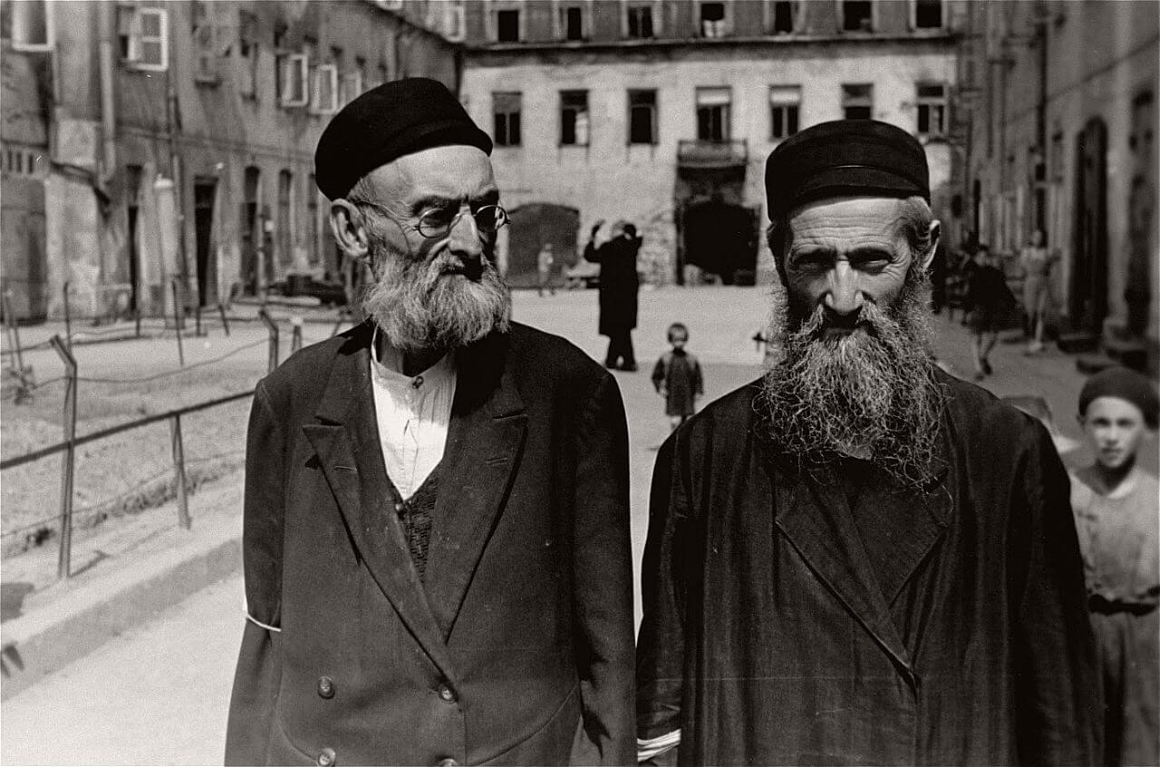 Жизнь в Варшавском гетто (лето 1941 г.)