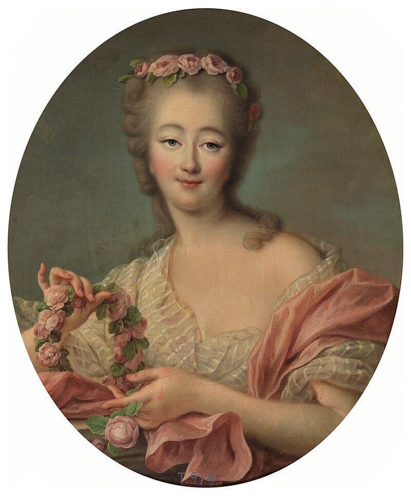 Франсуа-Юбер Друэ «Мадам Дюбарри»