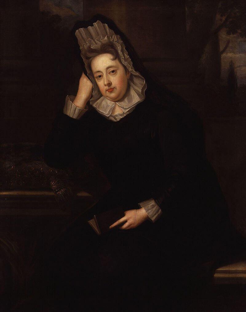 Готфрид Кнеллер «Барбара Палмер (урожденная Вильерс), герцогиня Кливлендская»