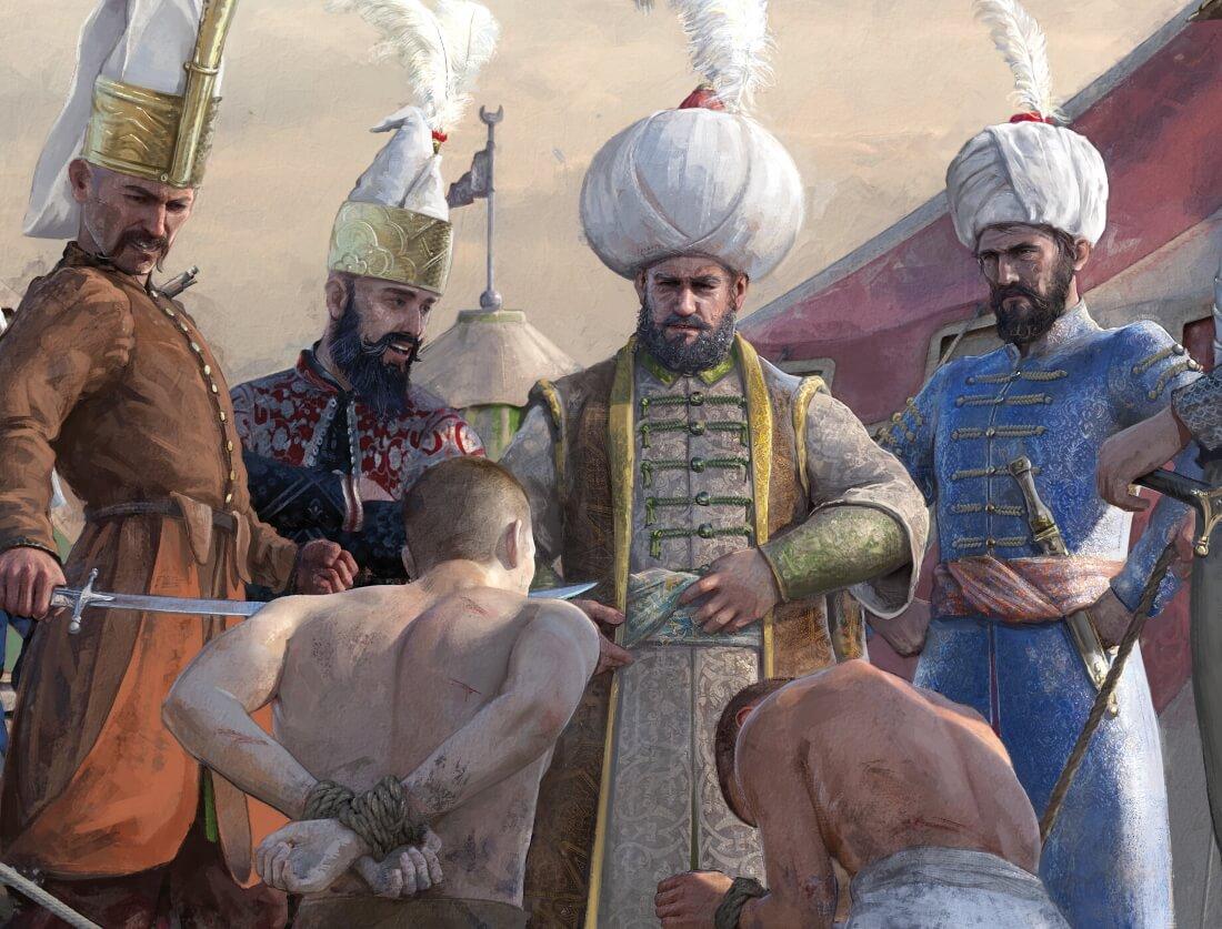 Осада Мальты 1565 / Jarek Nocon / jareknocon.com
