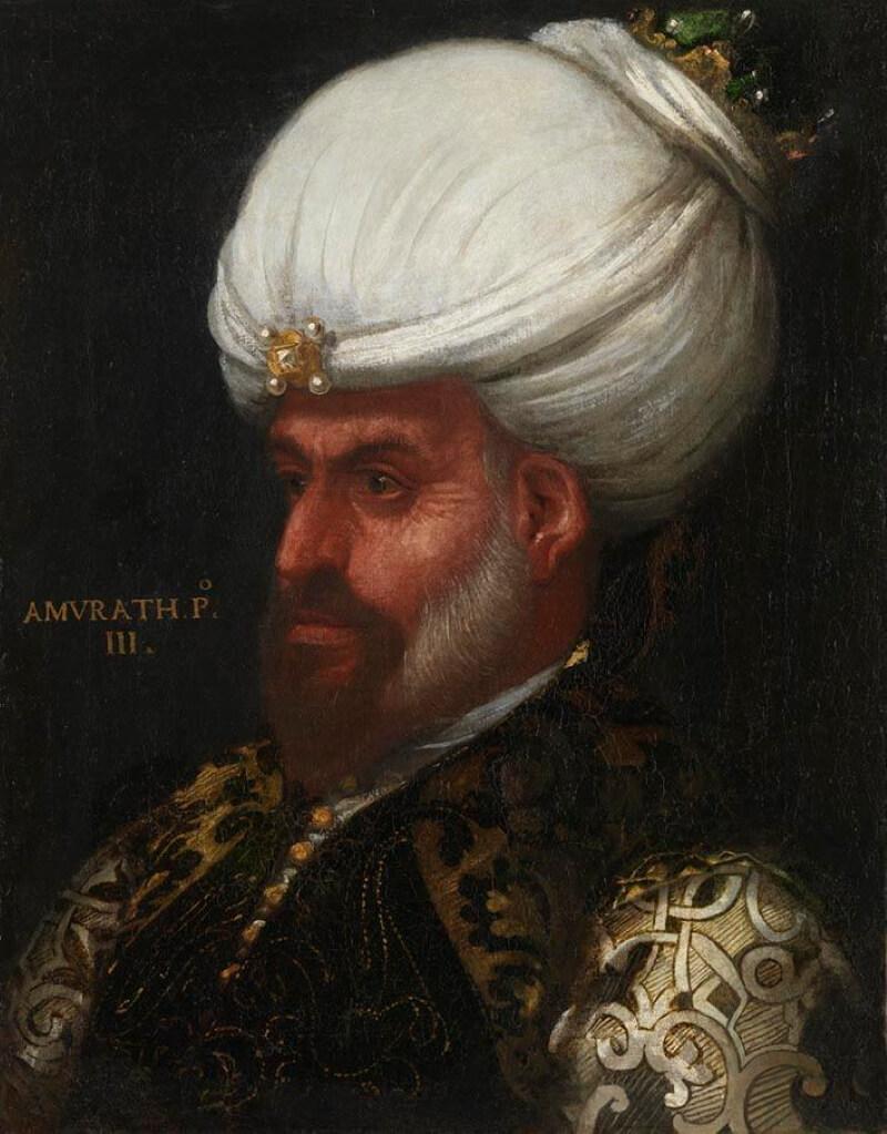 Паоло Веронезе (преемник) - портрет султана Мурада
