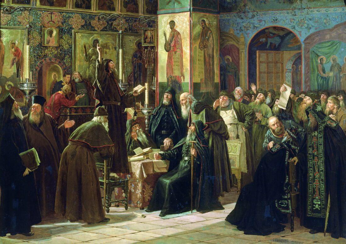 Сергей Милорадович «Чёрный собор. Восстание соловецкого монастыря против новопечатных книг в 1666 году»