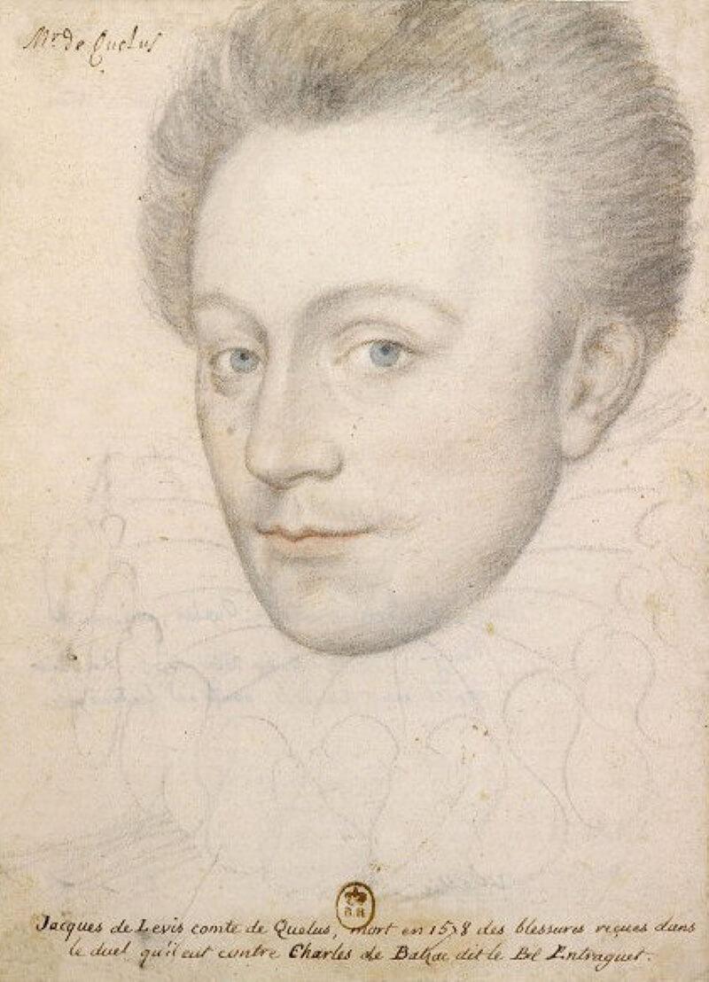 Жак де Леви, граф де Келюс