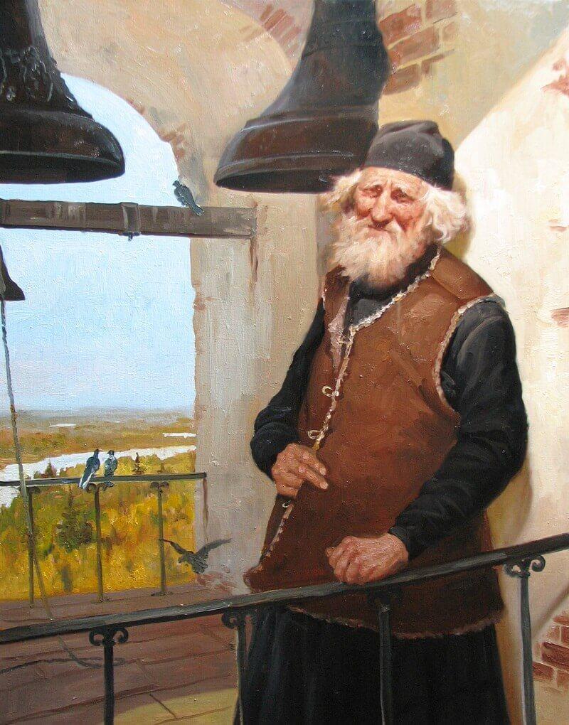 Андрей Шишкин «На звоннице»