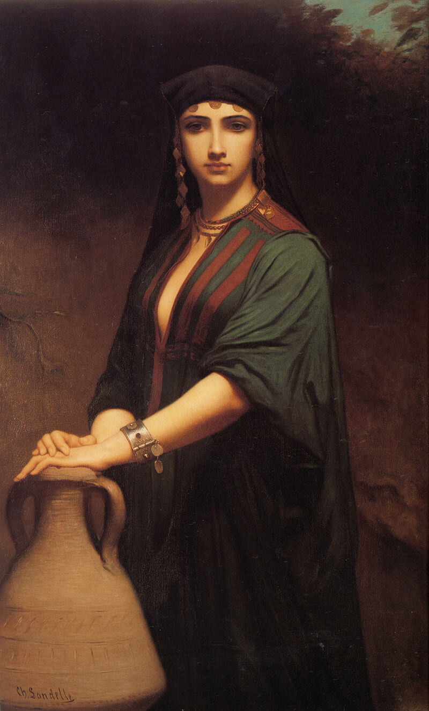 Чарльз Ланделл «Египтянка»