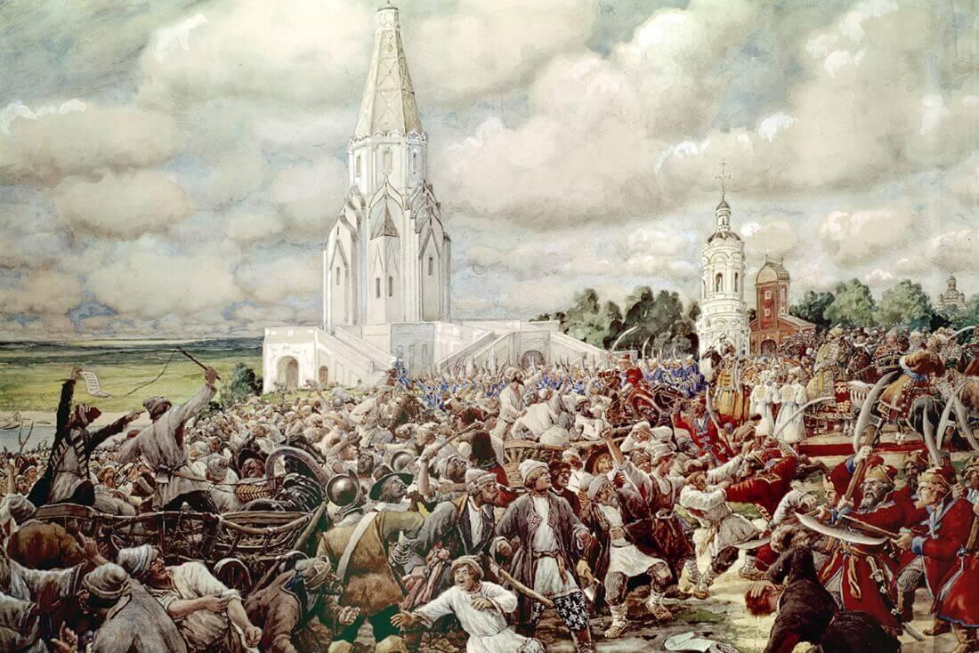 Эрнест Лисснер «Медный бунт»