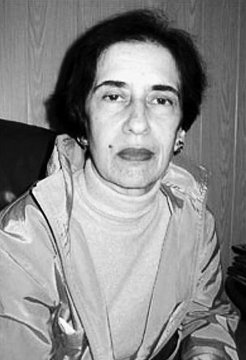 Галина Яковлевна Джугашвили - внучка Сталина