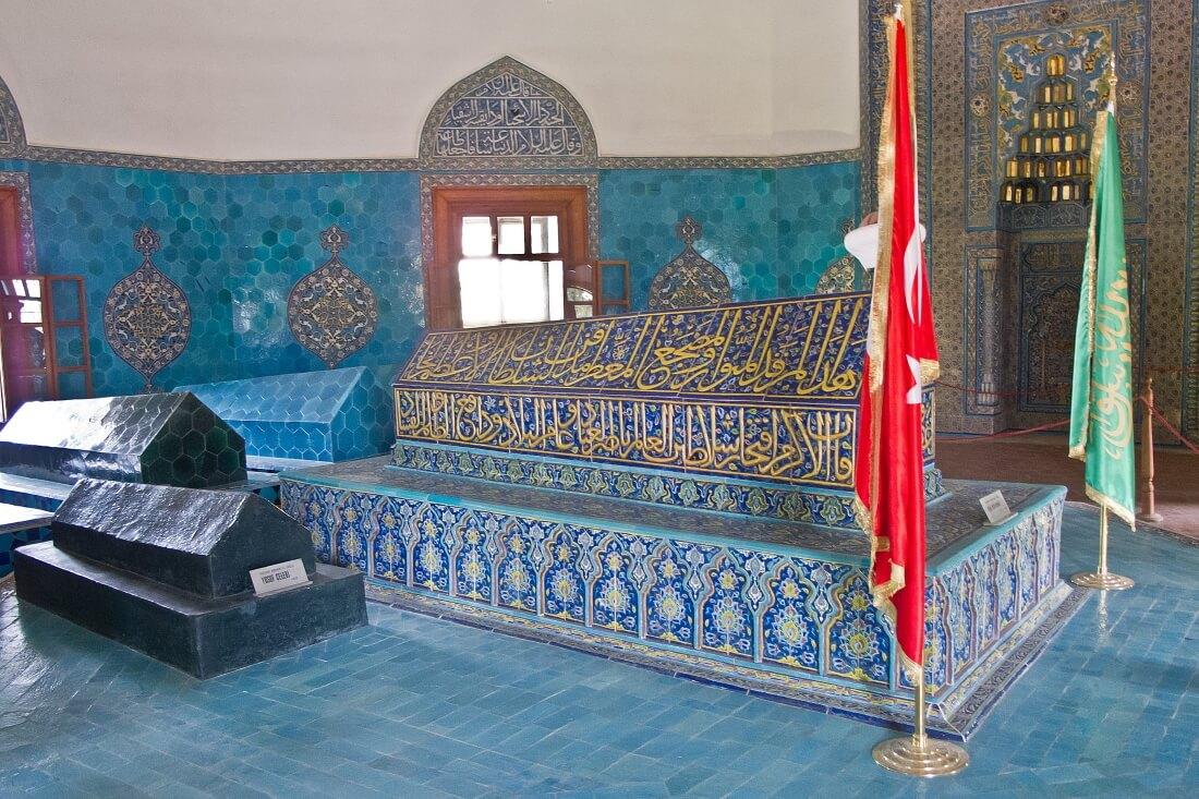 Мавзолей Мехмеда в Бурсе / Carlos Delgado / ru.wikipedia.org