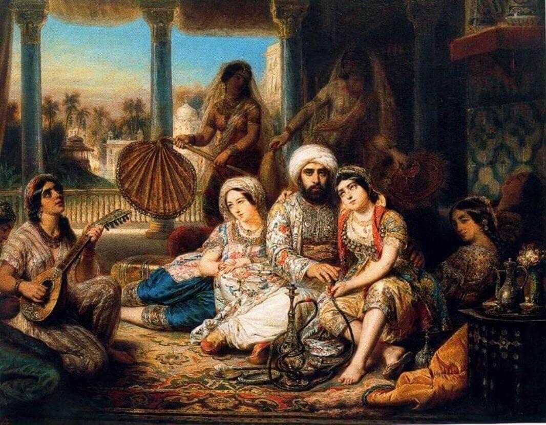 Османский гарем