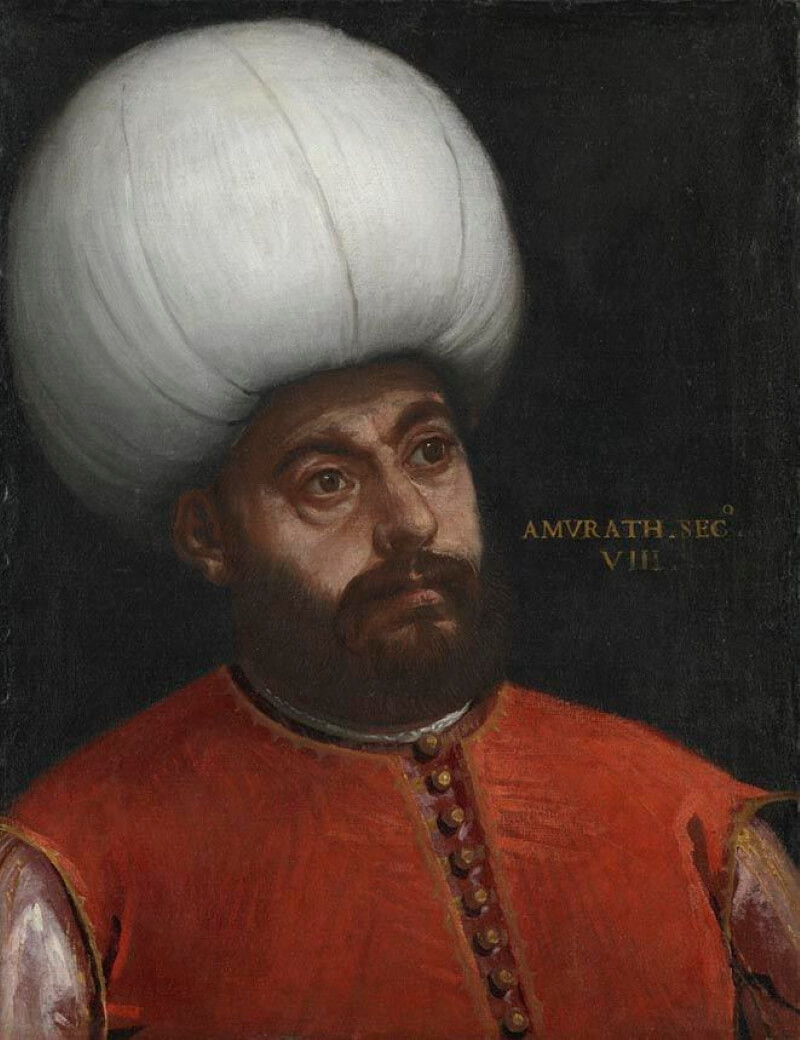 Паоло Веронезе «Султан Мурад II»